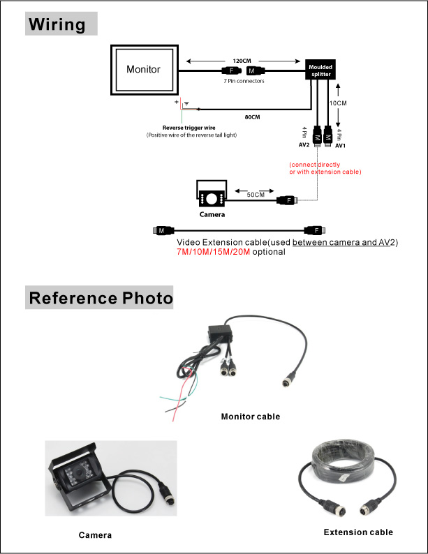 33 Voyager Backup Camera Wiring Diagram