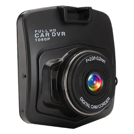 Dash Cam DC210 (Front Angle)