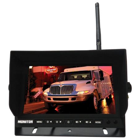 7 inch Wireless Backup Monitor