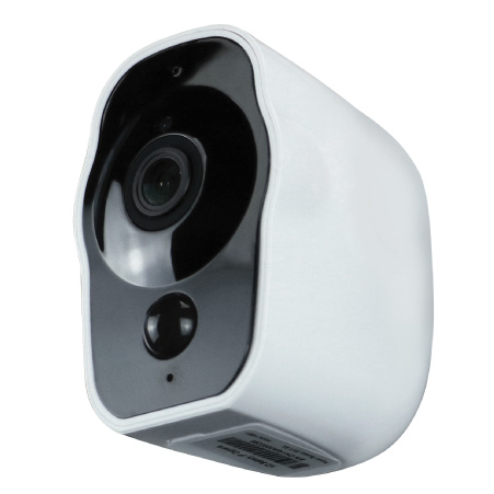 Wi-Fi Security Cam (Front Angle Bottom)