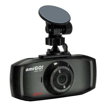 amiGO Dash Cam DC711