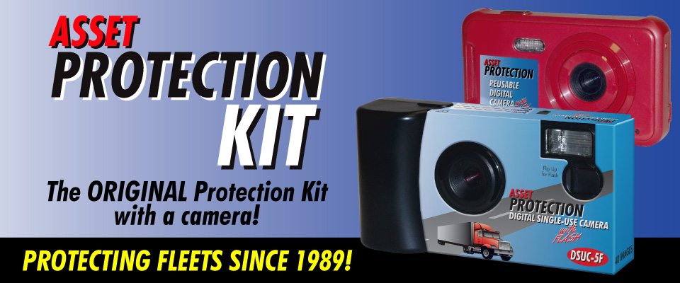 Asset Protection Kit - Protecting Fleets Since 1989!