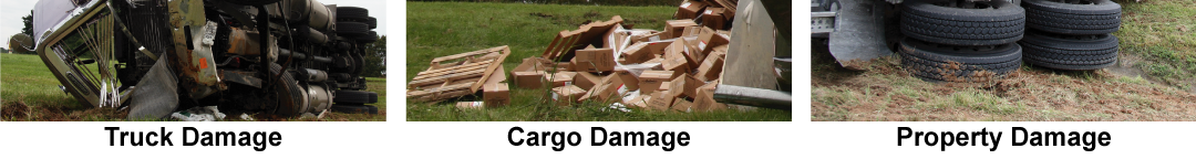 Truck Damage - Cargo Damage - Property Damage